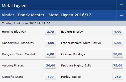 odds_metal_ligaen